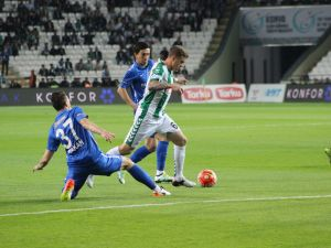 Muhabirimizin gözünden Konyaspor-Kasımpaşa maçı