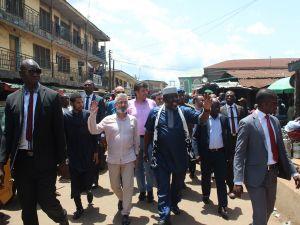 MÜSİAD Konya heyeti Nijerya'da