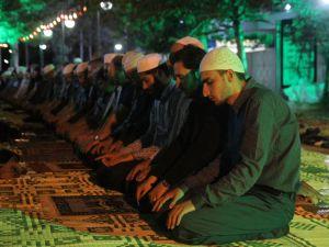 'Mevlana kenti'nde ramazan coşkusu