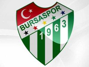 Bursaspor'dan hakem Hüseyin Göçek'e tepki