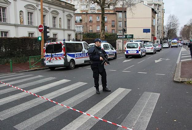 Fransa da mizah dergisi charlie hebdo ya yapılan saldırı ile