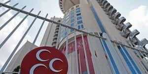 MHP'de kongre süreci tedbiren durduruldu