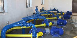 Büyükşehir'den ilçelere sağlıklı ve kesintisiz su hizmeti