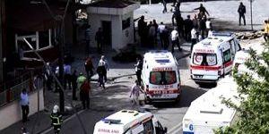 Gaziantep'te terör saldırısı: 2 şehit, 22 yaralı