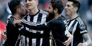 Beşiktaş'ın üçlüsü Konyaspor kadar gol attı