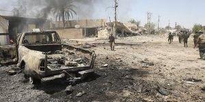 Felluce operasyonunda 70'ten fazla DAEŞ militanı öldürüldü