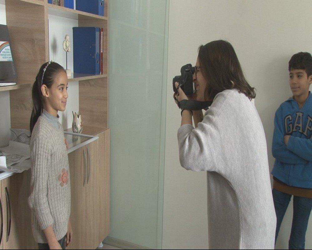 Diyarbakır'da 'Çocuğun gözünden dünya' projesi