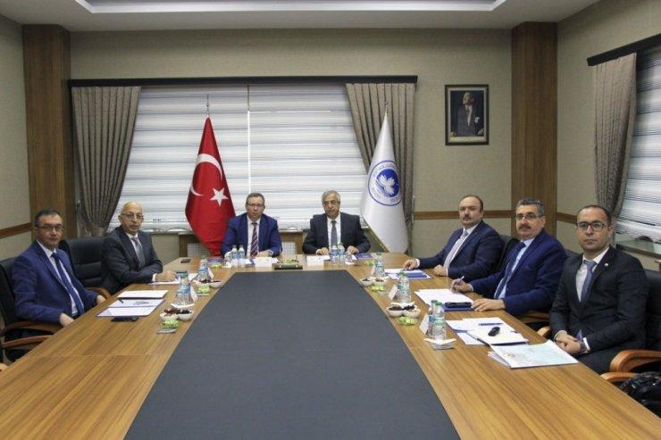 TÜB 14. Üst Kurul Toplantısı yapıldı