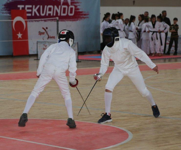Spor Sivas Projesi' ile 118 bin öğrenci sporla buluşacak
