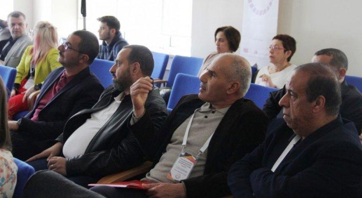 DPÜ'de ISSA toplantıları sona erdi