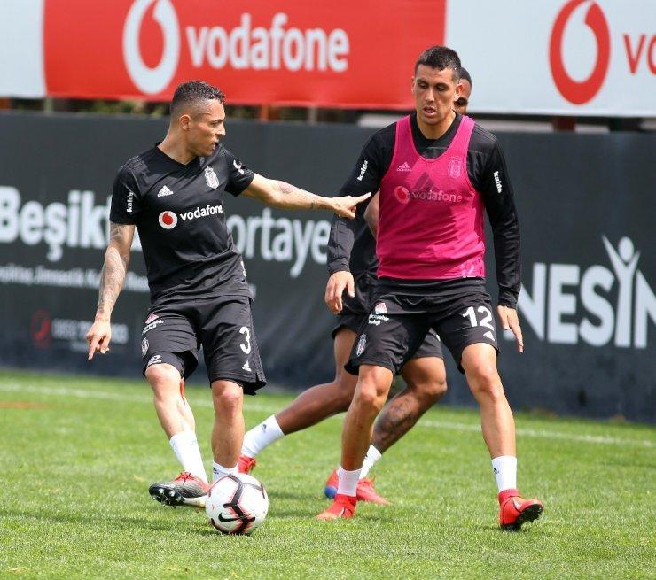 Beşiktaş, Galatasaray derbisi hazırlıklarına başladı