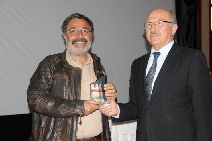 KEALFEST Ahmet Ümit'i ağırladı