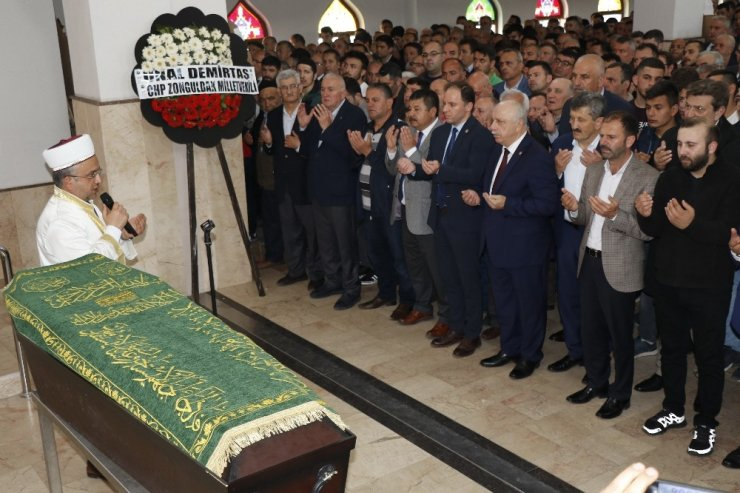 Kazada ölen liseli Muhammed son yolculuğuna uğurlandı