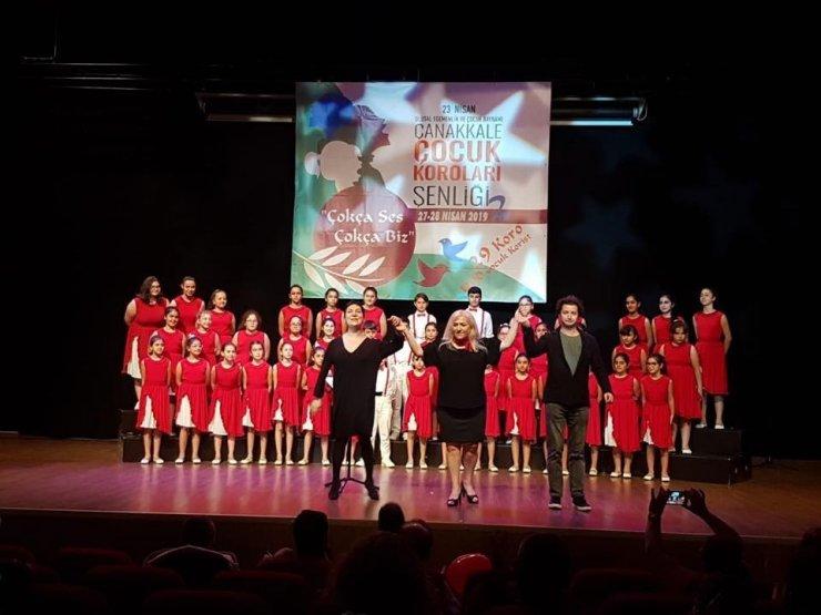 Maltepe Belediyesi Çoksesli Çocuk Korosu'na 3 ödül birden