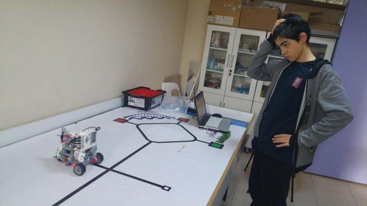 BİLSEM'deki 'Bilim Şenliği'ne rekor katılım