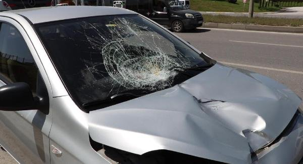 Otomobilin çarptığı 12 yaşındaki Yezda Elif hayatını kaybetti