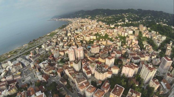 Rize'de yıkılacak 4 bin 174 bina için rezerv alanı belirlendi