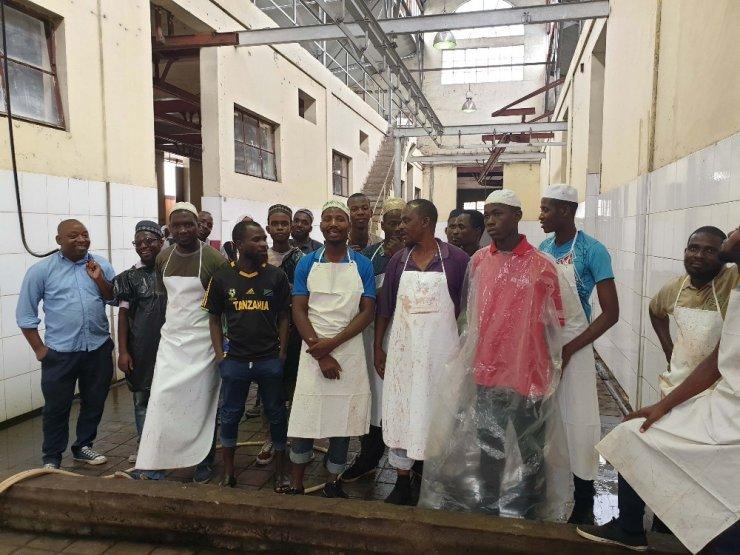 Türkiye, helal gıda tecrübesini Mozambik'le paylaşıyor