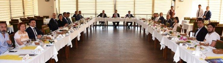 Koruma Kurulu Adana için birlik oldu