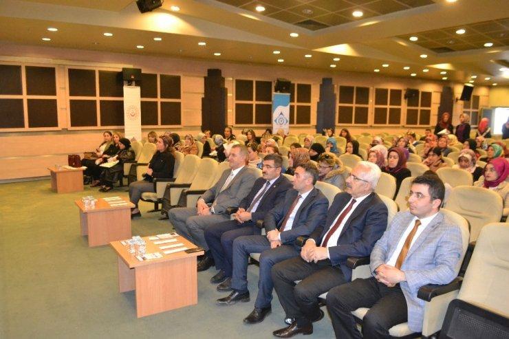 Erzurum'da 'Finansal Okur Yazarlık' semineri