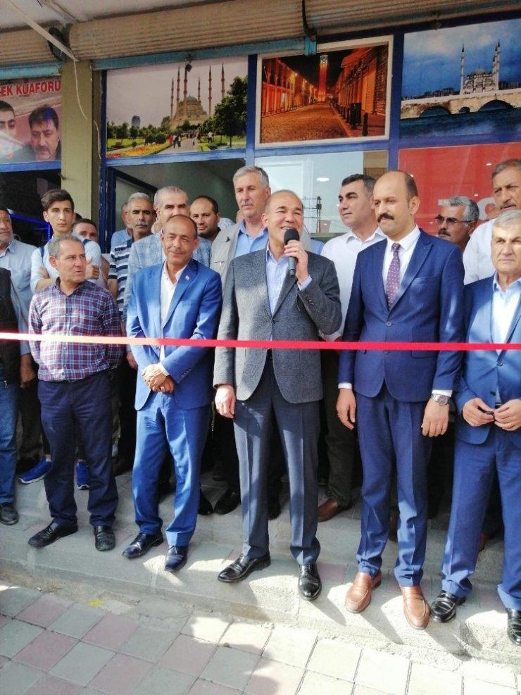 Levent Mahallesi Muhtarlığı binasına coşkulu açılış
