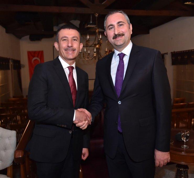 Adalet Bakanı Gül, Ulucanlar'da