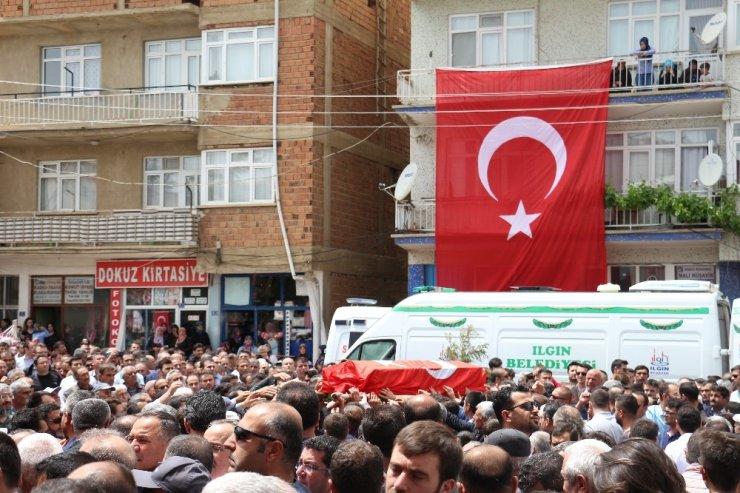 Bıçaklanarak ölen Belediye Başkanı Öztoklu son yolculuğuna uğurlandı