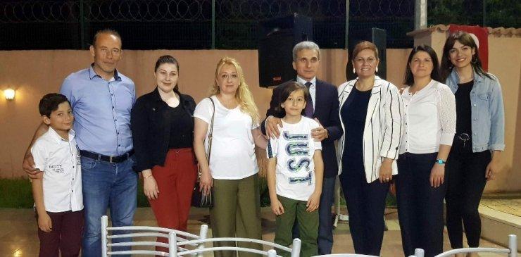 Nazilli'de şehit aileleri ve gaziler iftarda buluştu