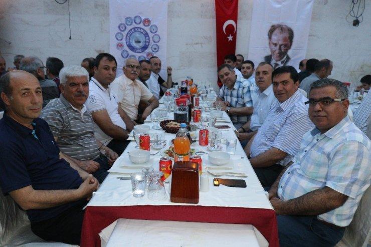Türk Ulaşım-Sen üyeleri iftar yemeğinde buluştu
