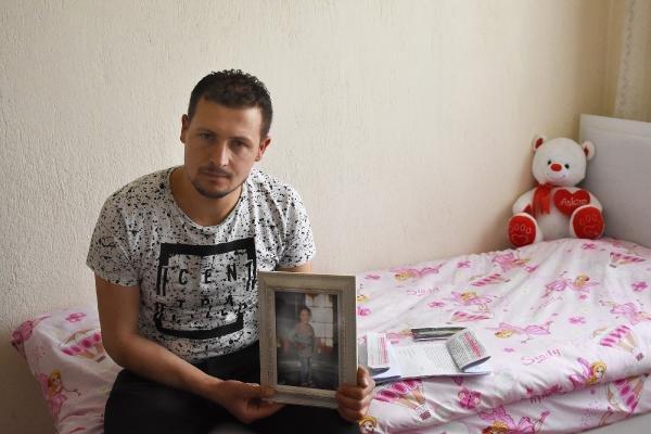 Konya'da babadan, eski eşine 'kızına şiddet' suçlaması