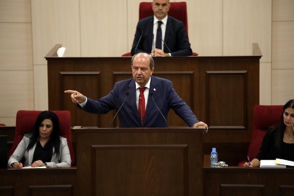 KKTC Başbakanı Tatar: Rumlar haklarımıza tecavüz ediyor