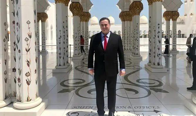 İsrail Dışişleri Bakanı BAE'yi ziyaret etti