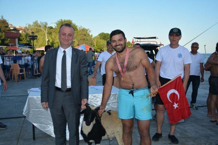 Sinop'ta 1 Temmuz Denizcilik ve Kabotaj Bayramı