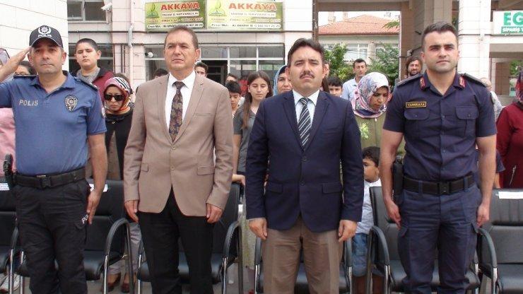 Şuhut'ta Yaz Spor Okulu törenle açıldı