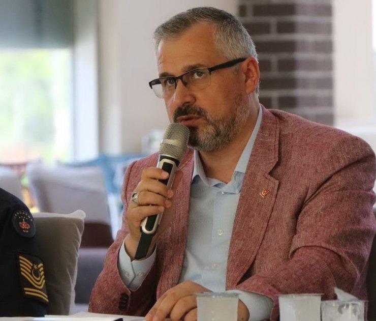 """""""Kapıkayafest 2019"""" güvenlik toplantısı"""