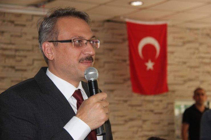 Bingöl'de Kıbrıs gazilerine Milli Mücadele Madalyası verildi