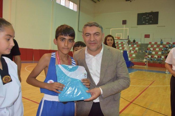 Dilovası'nda yaz spor okulu başladı