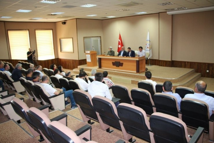 Erenler Belediyesinde temmuz ayı meclis toplantısı gerçekleşti