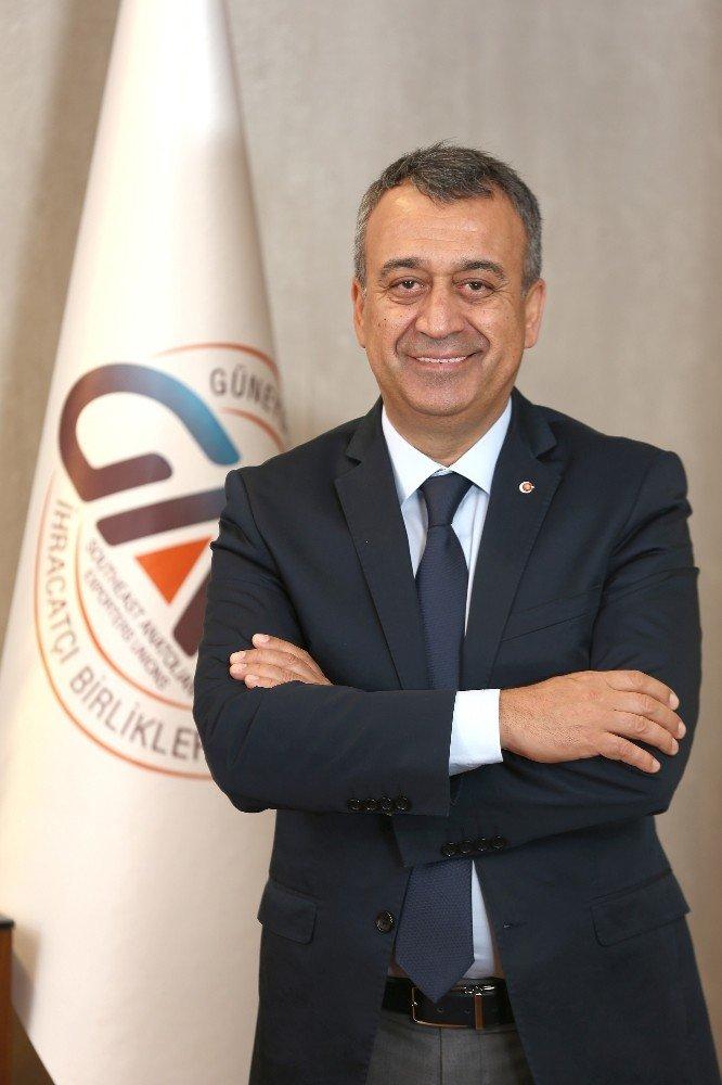 Gaziantep yılın ilk yarısını 3,6 milyar dolarlık ihracatla kapattı