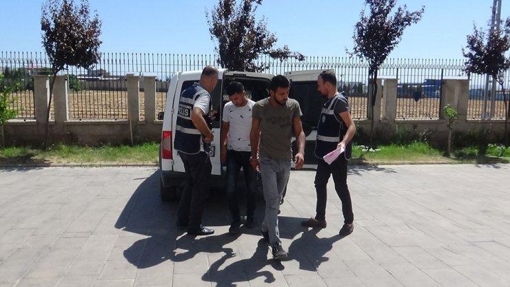 Hatay'da 21 göçmen yakalandı