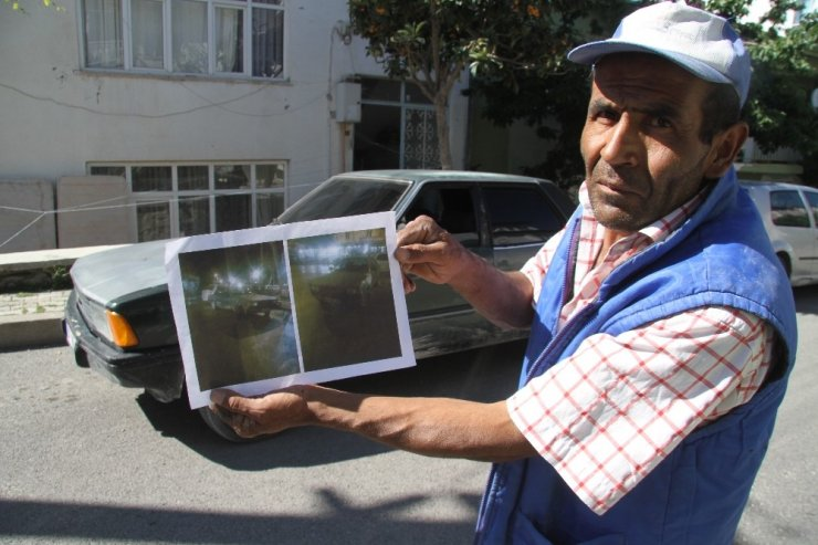 Asgari ücretli mermer ocağı işçisinin 5 bin TL'lik drift cezası isyanı