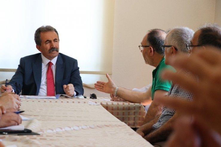 Karabük'te 'Mahalle Huzur Toplantıları' başladı