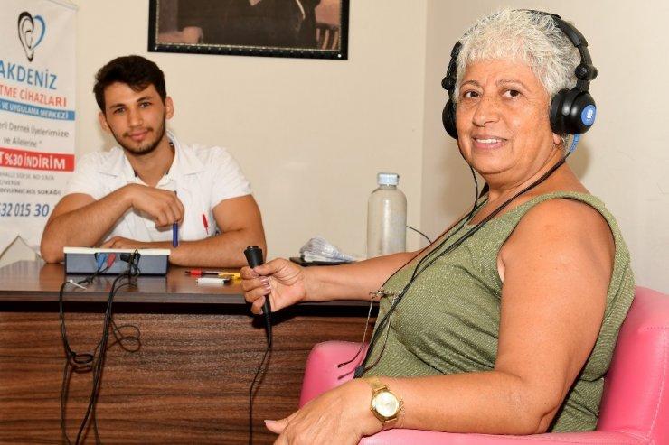 Büyükşehir Belediyesi, Emekli Evi üyelerini sağlık taramasından geçirdi