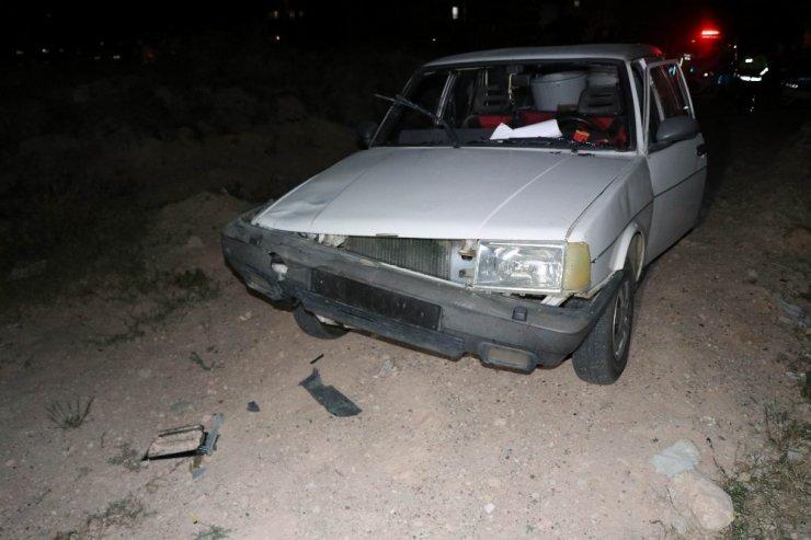 Nevşehir'de yaya çarpıp kaçan şüpheliler yakalandı