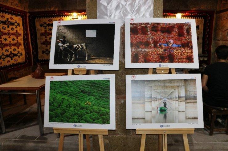 10. Tarım ve İnsan Fotoğraf Sergisi açıldı