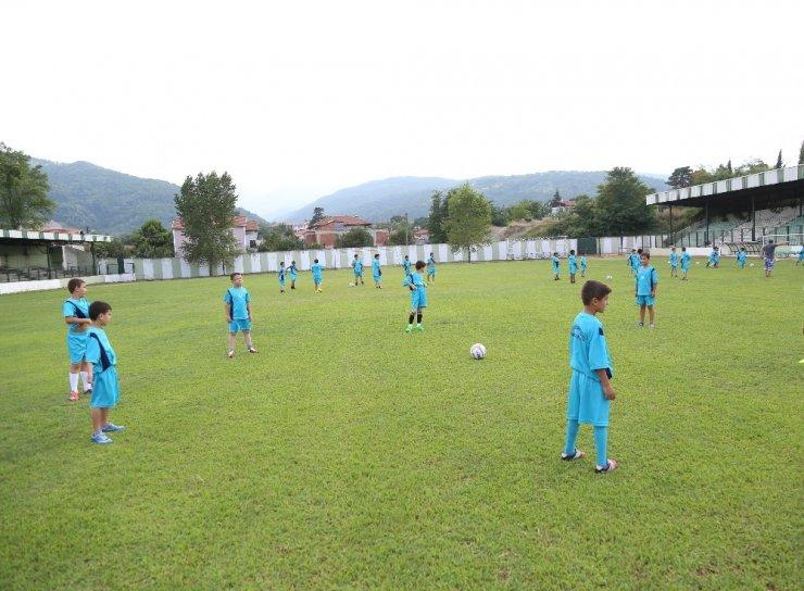 Sapanca'da Yaz Spor Okulları açılıyor