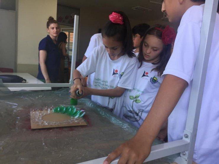 Eğitim Fakültesinden 'Çevreye duyarlı proje'
