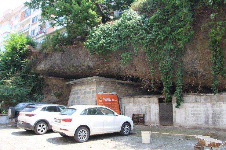 Ayasofya'nın bilinmeyen mağarası