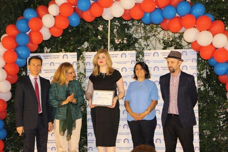 TİKA'dan Gürcü kamu görevlilerine eğitim desteği