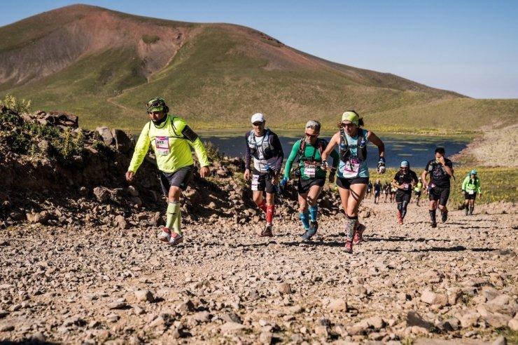 Uluslararası Erciyes Dağ maratonu başlıyor